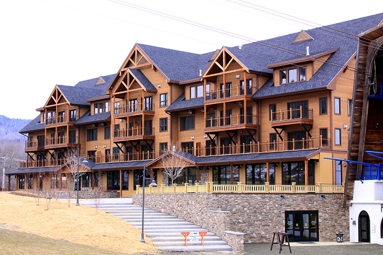 Jay Peak Tram Haus Lodge