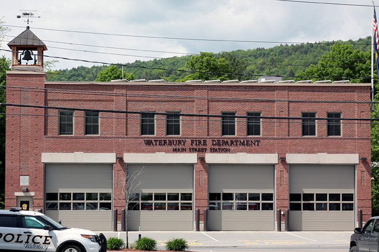Waterbury Fire Department